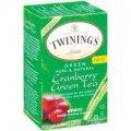 תה ירוק בטעם חמוציות 25 שק' - טויוינגס