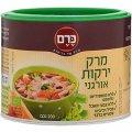 מרק ירקות אורגני 200 גרם - כרם
