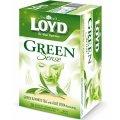 .תה ירוק עם תה לבן בטעם אלוורה 20 שקיקים - לויד