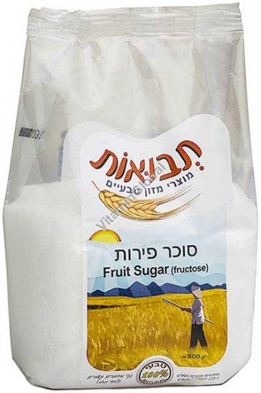 סוכר פירות (פרוקטוזה) 500 גרם - תבואות