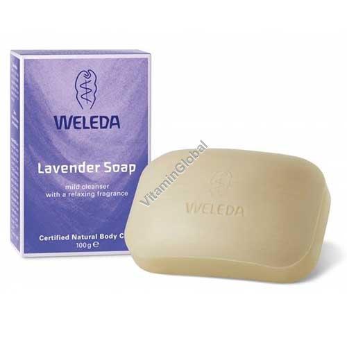 סבון לבנדר 100 גרם - וולדה