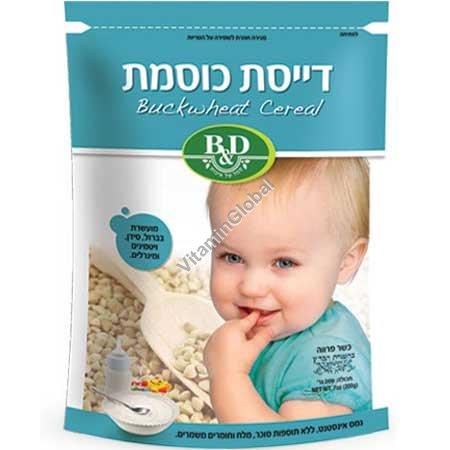 דייסת כוסמת לתינוקות מועשרת בויטמינים ומינרלים 200 גרם - בטר אנד דיפרנט