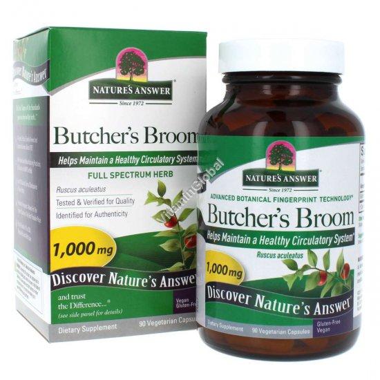בוטשר\'ס ברום 90 כמוסות צמחיות - Nature\'s Answer