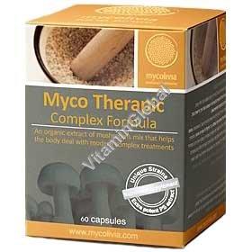 מיקו תראפיק לתמיכה בטיפולים כימותראפיים והקרנות 50 כמוסות - מיקוליביה