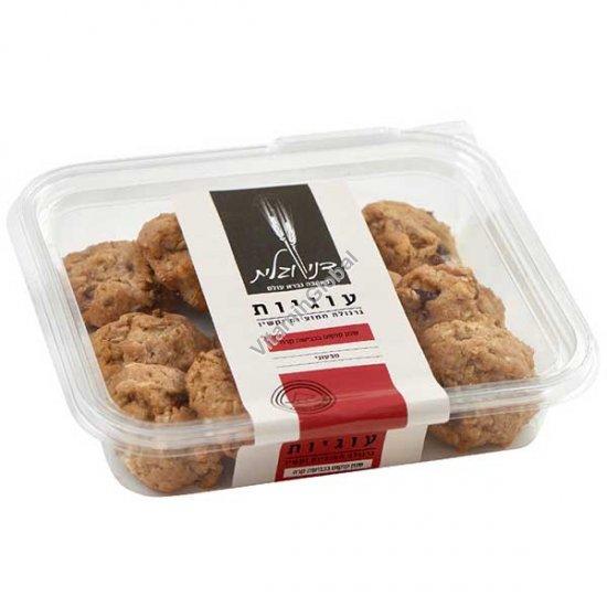 עוגיות מקמח כוסמין מלא גרנולה, חמוציות וקשיו 230 גרם - דני וגלית אפייה בריאה