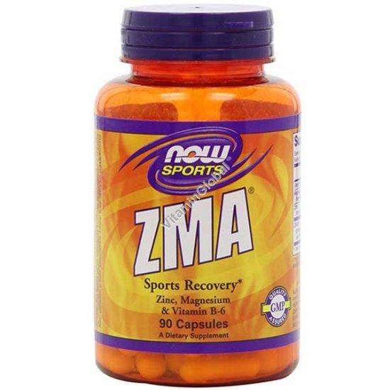 ZMA - לפעילות אנאבולית של השרירים 90 כמוסות - נאו פודס