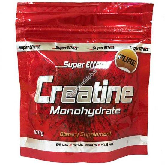 אבקת קריאטין מונוהידרט 100 גרם - סופר אפקט