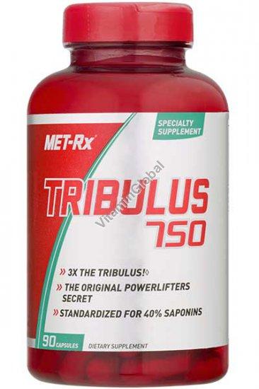 """טריבולוס 750 מ""""ג 90 כמוסות - מטרקס"""