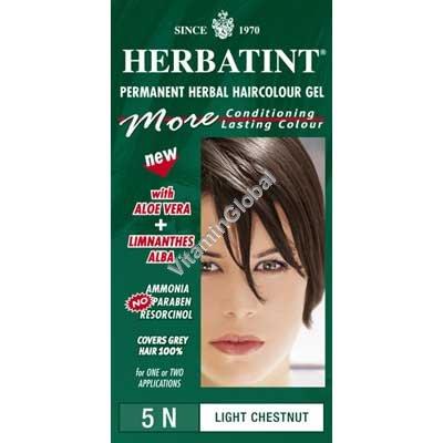 5N צבע שיער גוון ערמוני בהיר - הרבטינט