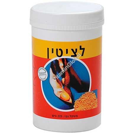 גרגרי לציטין 225 גרם - טעם טבע
