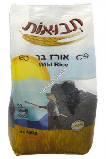 אורז בר טבעי 400 גרם - תבואות
