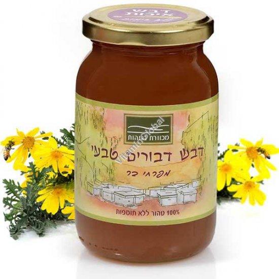 דבש איכות טהור טבעי 500 גרם - מכוורת נגוהות
