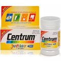 צנטרום ג'וניור - מולטיויטמין לילדים מגיל 4 עד 12 בטעם פטל לימון 30 טבליות לעיסה