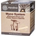 מיקו סיסטם - לחיזוק בעת מחלות כרוניות, לאחר מחלה או ניתוח 50 כמוסות צמחיות - מיקוליביה