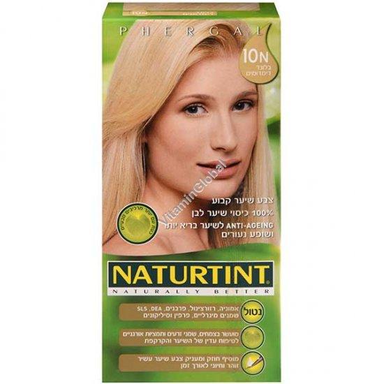 צבע לשיער גוון בלונד דימדומים (10N) - נטורטינט