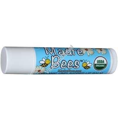 שפתון היגייני אורגני ללא טעם וריח 4.25 גרם - Sierra Bees