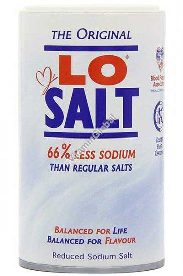LoSalt - מלח מופחת נתרן 350 גרם - קלינג\'