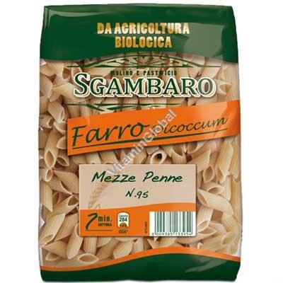 פנה מקמח כוסמין מלא אורגני 500 גרם - סגמבארו