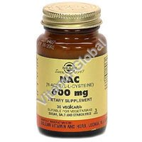 נ-אצטיל-ל-ציסטאין 30 כמוסות - סולגאר