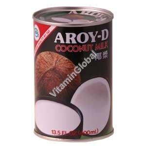 """נוזל אגוז קוקוס 400 מ""""ל - ארוי די"""