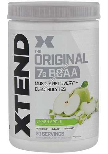 Xtend - אקסטנד בי סי איי איי קומפלקס בטעם תפוח ירוק 420 גרם - Scivation