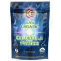 אבקת כלורלה אורגנית 113 גרם - Earth Circle Organics