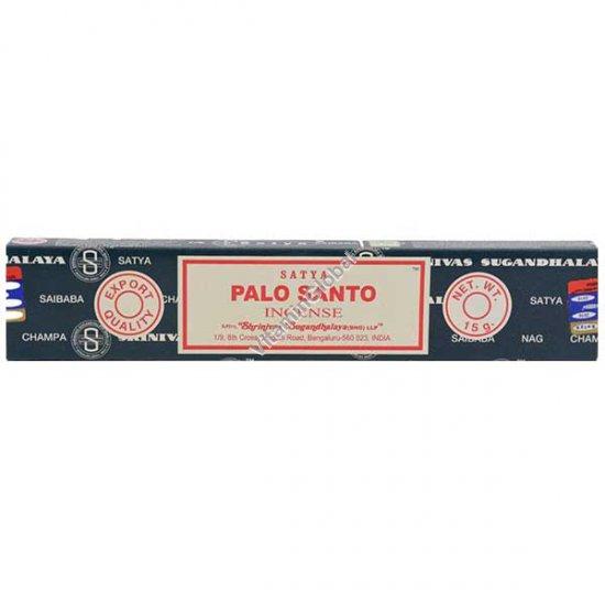 קטורת הודית פאלו סנטו 15 גרם - סאטיה