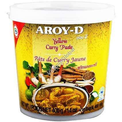 ממרח קארי צהוב 400 גרם - ארוי-די