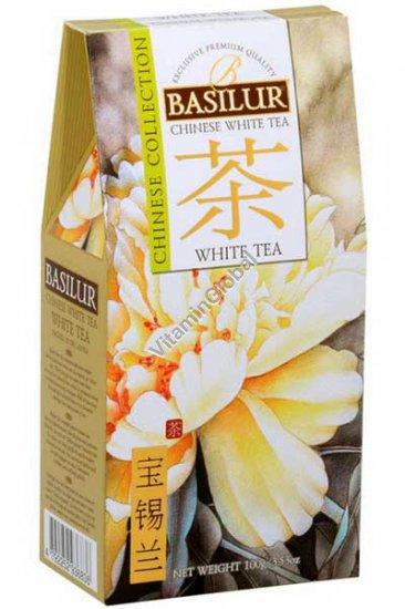 תה סיני לבן 100 גרם - בסילור