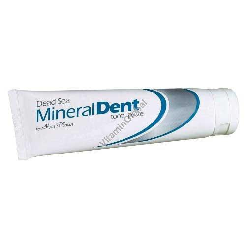 """משחת שיניים מינרל דנט 100 מ""""ל - מון פלטין"""