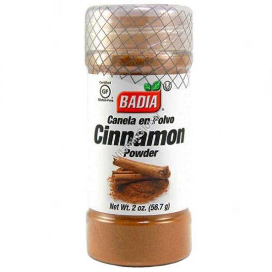 אבקת קינמון ללא גלוטן 56.7 גרם - בדיה