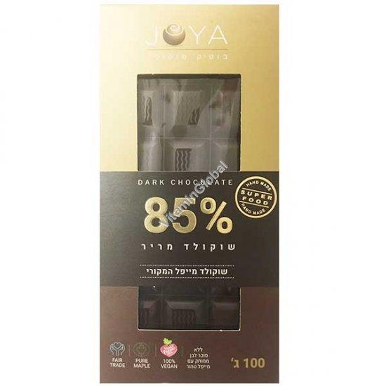 שוקולד מריר 85% קקאו 100 גרם - ג\'ויה