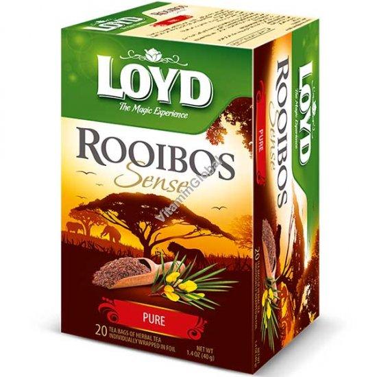 תה רויבוש טבעי 20 שק\' - לויד