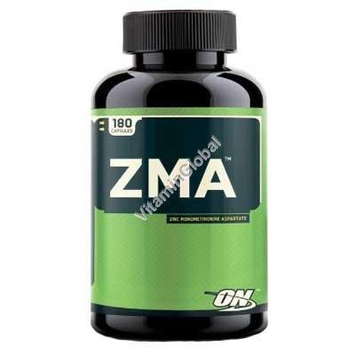 ZMA פורמולה לפעילות אנאבולית 180 כמוסות - אופטימום נוטרישן