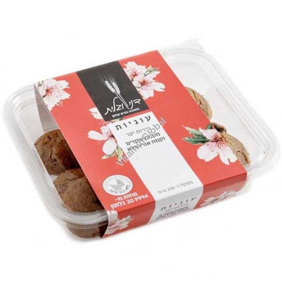 עוגיות פירות יער מקמח שקדים וקמח אורז מלא 230 גרם - דני וגלית אפייה בריאה