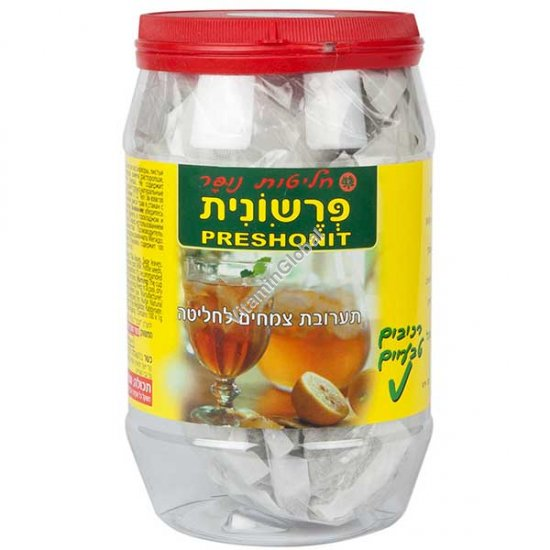 תה פרשר (פרשונית) להורדת לחץ דם גבוה 100 שקיות - נופר