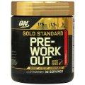 גולד סטאנדרט Pre-Workout - פורמולה לפני אימון בטעם פירות 300 גרם - אופטימום נוטרישן