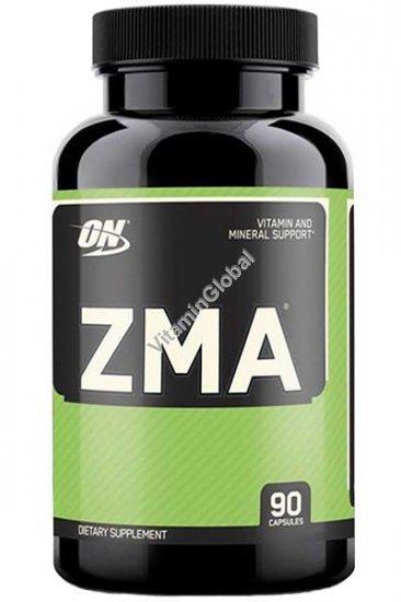 ZMA פורמולה לפעילות אנאבולית 90 כמוסות - אופטימום נוטרישן