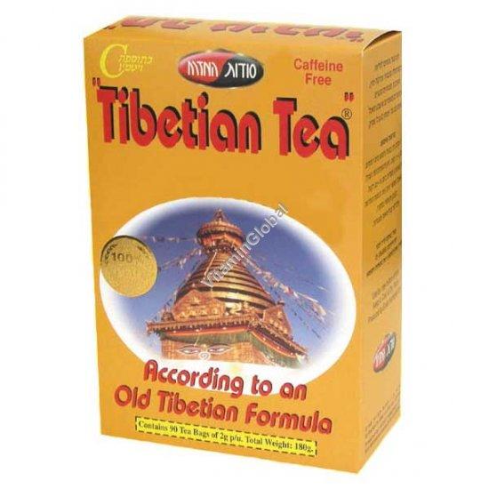 תה טיבטי 90 שקיות - סודות המזרח