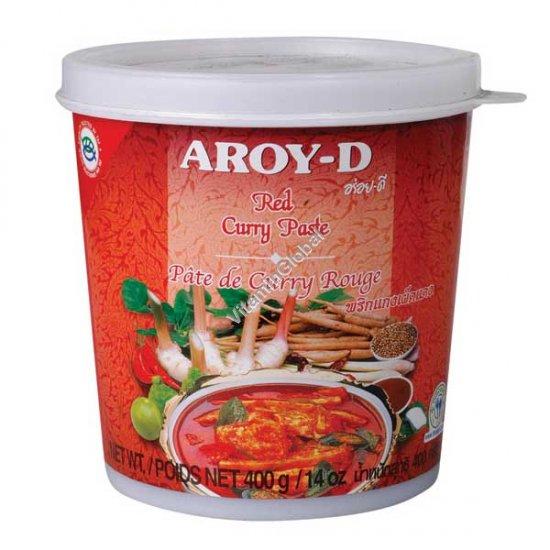 ממרח קארי אדום 400 גרם - ארוי-די