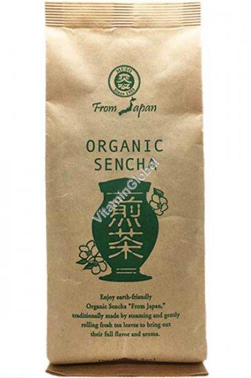 תה אורגני ירוק סנצ\'ה 100 גרם - מוסו מיפן