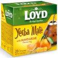 תה ג'רבה מטה בטעם מנדרין 20 שקיות תה פירמידה - לויד