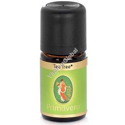 """שמן עץ התה 10 מ""""ל - פרימוורה"""