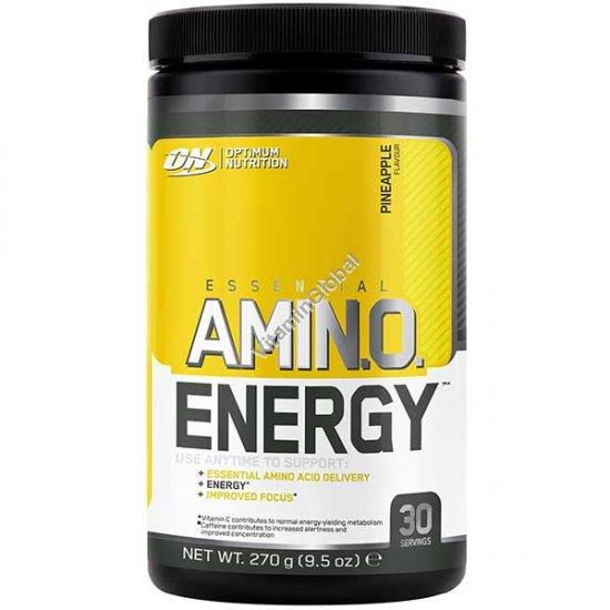 אמינו אנרג\'י בטעם אננס 270 גרם - אופטימום נוטרישן