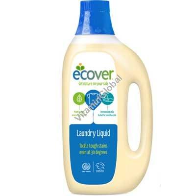 נוזל אקולוגי לכביסה 1.5 ליטר - אקובר