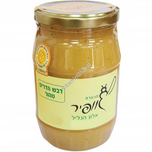 דבש דבורים טהור טבעי 500 גרם - מכוורת אופיר