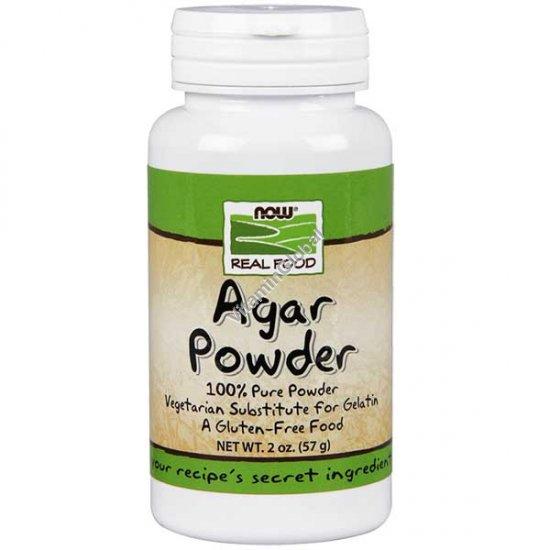 אבקת אגר אגר 57 גרם - נאו פודס