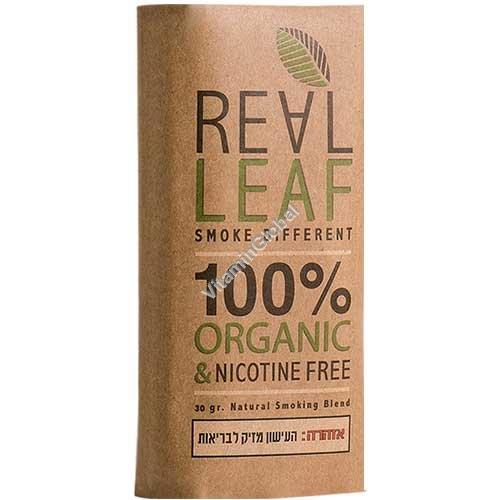 תחליף טבק - תערובת צמחים אורגנית לעישון ללא ניקוטין 30 גרם - ריליף