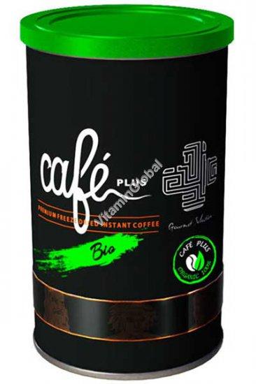 קפה נמס אורגני מיובש בהקפאה 100 גרם - תבואות