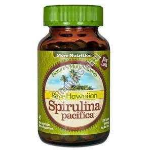 ספירולינה 200 טבליות - ג\'מוקה